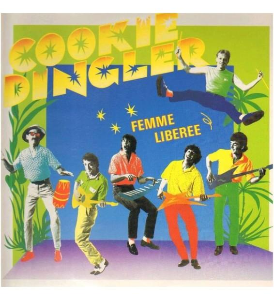 Cookie Dingler - Femme Libérée (LP) mesvinyles.fr