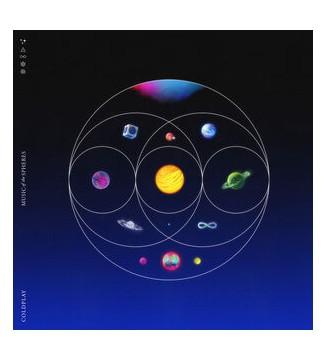 Coldplay - Music Of The Spheres (Colored Vinyl) vinyle mesvinyles.fr