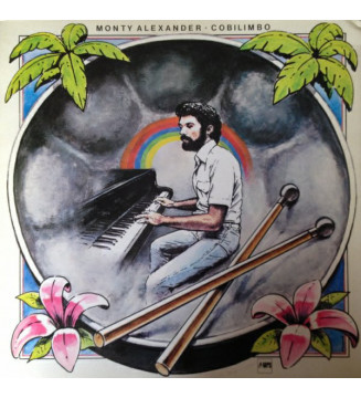 Monty Alexander - Cobilimbo (LP, Album) vinyle mesvinyles.fr