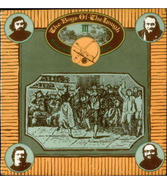 The Boys Of The Lough - III (LP, Album) vinyle mesvinyles.fr