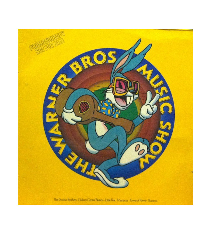 Various - The Warner Bros. Music Show (LP, Comp, Promo) mesvinyles.fr