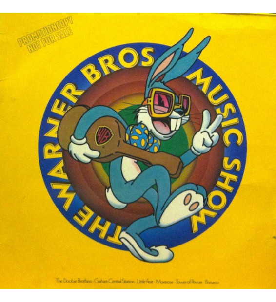 Various - The Warner Bros. Music Show (LP, Comp, Promo)