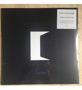 Thylacine (4) - Timeless (LP, Album) new vinyle mesvinyles.fr
