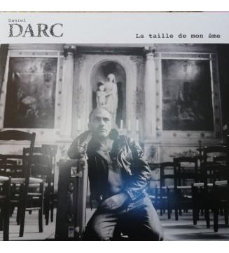 Daniel Darc - La Taille De Mon Âme (LP, Album, Ltd, RE, Whi) new vinyle mesvinyles.fr