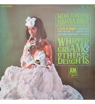 Herb Alpert's Tijuana Brass* - Whipped Cream & Other Delights (LP, Album, RE) vinyle mesvinyles.fr