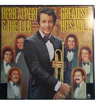 Herb Alpert & The T.J.B.* - Greatest Hits Vol. II (LP, Comp, RP) vinyle mesvinyles.fr