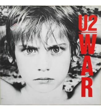 U2 - War (LP, Album, RP, Gat) vinyle mesvinyles.fr