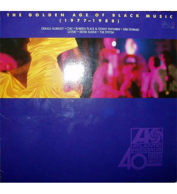 The Golden Age Of Black Music (1977-1988) (LP, Comp) mesvinyles.fr