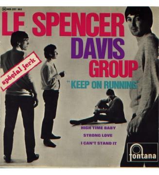 "Le Spencer Davis Group* - Keep On Running (7"", EP, Mono) vinyle mesvinyles.fr"
