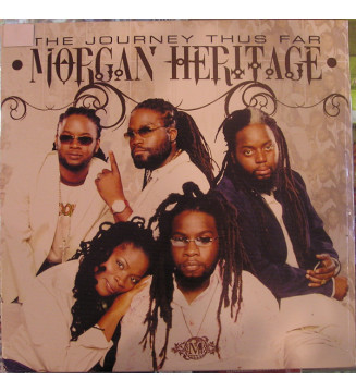 Morgan Heritage - The Journey Thus Far (2xLP, Comp) vinyle mesvinyles.fr