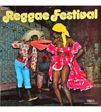 Various - Reggae Festival (LP, Comp) vinyle mesvinyles.fr