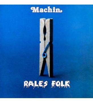 Machin (2) - Rales Folk (LP, Album) vinyle mesvinyles.fr