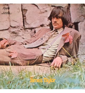 James Taylor (2) - James Taylor (LP, Album) vinyle mesvinyles.fr