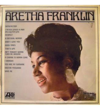 Aretha Franklin - Aretha Franklin (LP, Comp) vinyle mesvinyles.fr