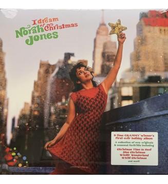 Norah Jones - I Dream Of Christmas (LP, Album) vinyle mesvinyles.fr