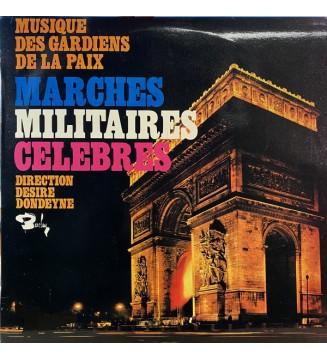 Musique Des Gardiens De La Paix - Marches Militaires Célèbres (LP, Album, RE) vinyle mesvinyles.fr
