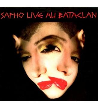 Sapho - Live Au Bataclan (2xLP, Album) mesvinyles.fr