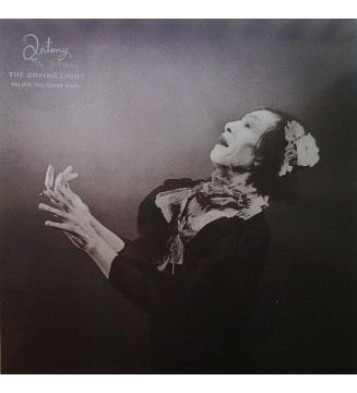 Antony And The Johnsons - The Crying Light (LP, Album, 180 + CD, Album) vinyle mesvinyles.fr