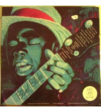 Blind Blake And His Royal Victoria Calypsos* - Authentic Bahamian Calypso (LP, Album) vinyle mesvinyles.fr