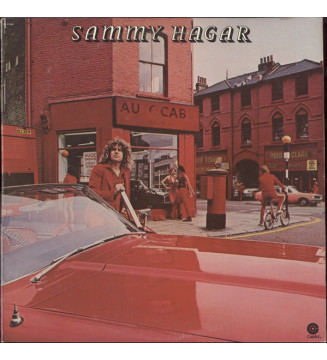 Sammy Hagar - Sammy Hagar (LP, Album, Los) vinyle mesvinyles.fr