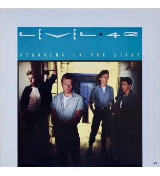 Level 42 - Standing In The Light (LP, Album) vinyle mesvinyles.fr