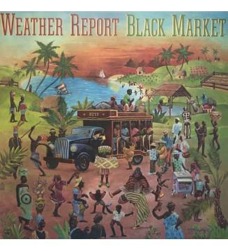 Weather Report - Black Market (LP, Album, RE) vinyle mesvinyles.fr