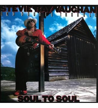 Stevie Ray Vaughan And Double Trouble* - Soul To Soul (LP, Album, RE, 180) vinyle mesvinyles.fr