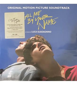 Various - Call Me By Your Name (Original Motion Picture Soundtrack) (2xLP, Album, Ltd, Num, RE, Gre) vinyle mesvinyles.fr