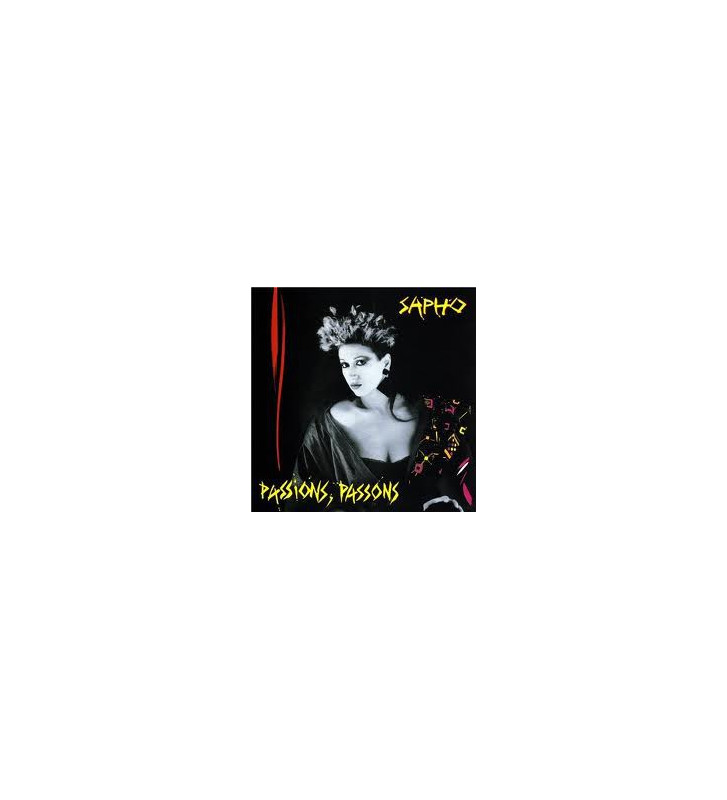 Sapho - Passions, Passons (LP, Album) mesvinyles.fr