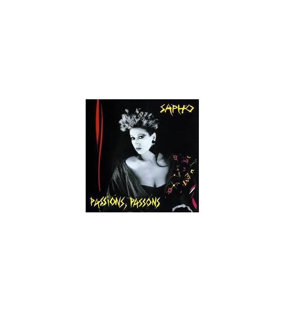 Sapho - Passions, Passons (LP, Album)