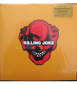 Killing Joke - Killing Joke (2xLP, Album, RE) vinyle mesvinyles.fr
