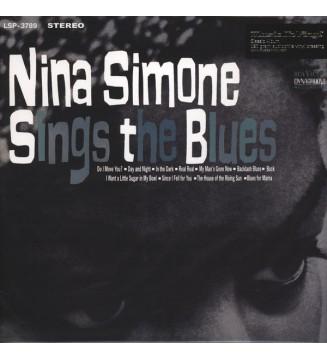 Nina Simone - Nina Simone Sings The Blues (LP, Album, RE, 180) vinyle mesvinyles.fr