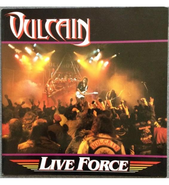 Vulcain - Live Force (LP, Album)