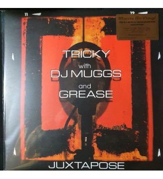 Tricky With DJ Muggs And Grease* - Juxtapose (LP, Album, RE, 180) vinyle mesvinyles.fr