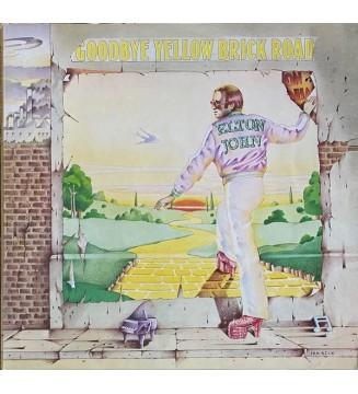 Elton John - Goodbye Yellow Brick Road (2xLP, Album, Tri) mesvinyles.fr