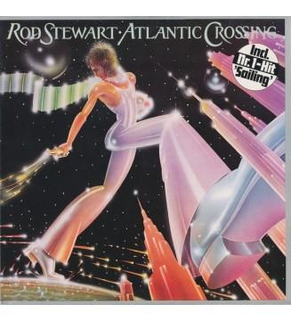 Rod Stewart - Atlantic Crossing (LP, Album, RE) mesvinyles.fr