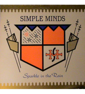 Simple Minds - Sparkle In The Rain (LP, Album) mesvinyles.fr