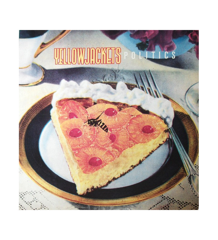 Yellowjackets - Politics (LP, Album) mesvinyles.fr