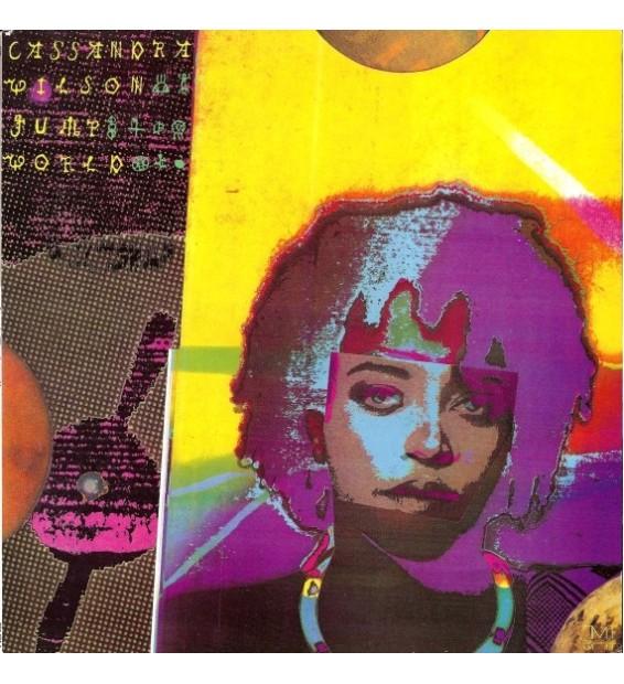 Cassandra Wilson - Jumpworld (LP, Album)