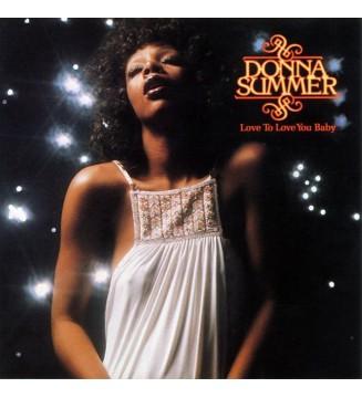 Donna Summer - Love To Love You Baby (LP, Album)