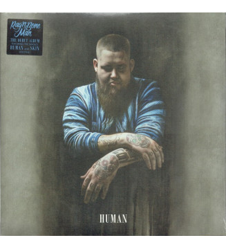 Rag'n'Bone Man - Human (2xLP, Album + CD, Album)