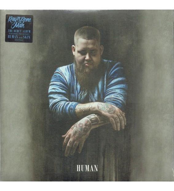 Rag'n'Bone Man - Human (2xLP, Album + CD, Album) mesvinyles.fr