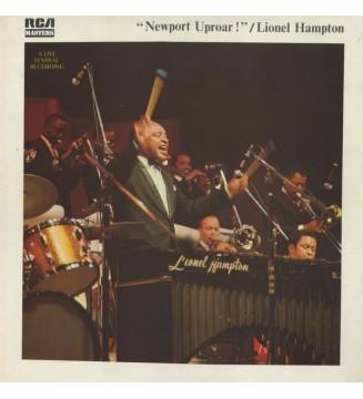 Lionel Hampton - Newport Uproar ! (LP, Album, RE, Gat) mesvinyles.fr