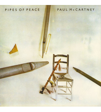 Paul McCartney - Pipes Of Peace mesvinyles.fr