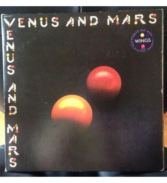 Wings - Venus And Mars mesvinyles.fr