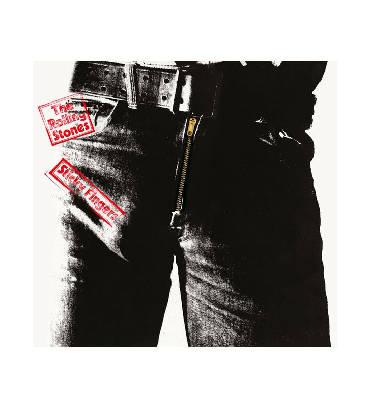 The Rolling Stones - Sticky Fingers (LP, Album, RE, RM) mesvinyles.fr