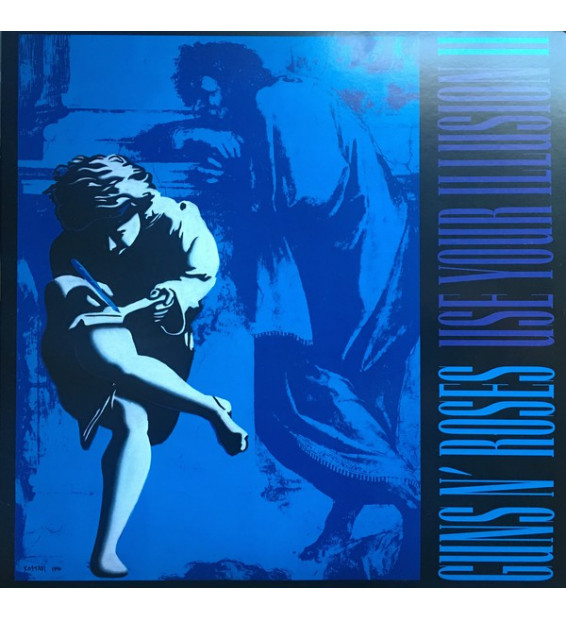 Guns N' Roses - Use Your Illusion II (2xLP, Album, RM, RP, 180)