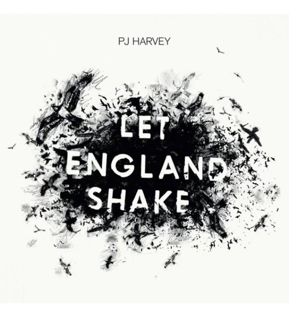 PJ Harvey - Let England Shake (LP, Album)
