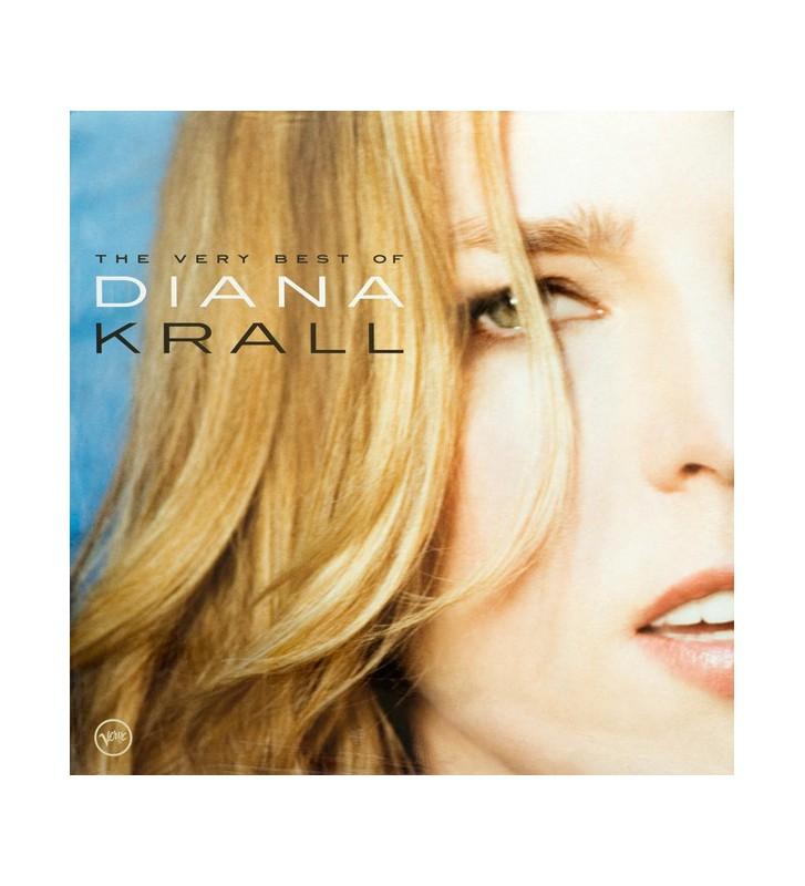 Diana Krall - The Very Best Of Diana Krall (2xLP, Comp) mesvinyles.fr