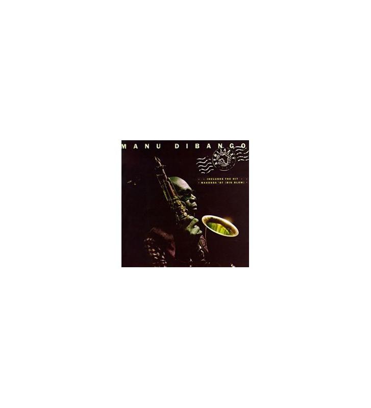 Manu Dibango - Afrijazzy (LP, Album) mesvinyles.fr